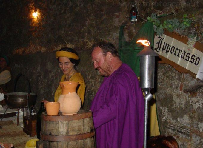 """A Nozzano """"Il castello rivive"""" apre il settembre lucchese"""