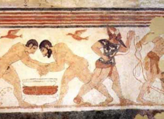 Nell'Antica Roma, anche oggi 9 e fino al 19 settembre: Ludi Romani o Ludi Magni, in onore di Giove