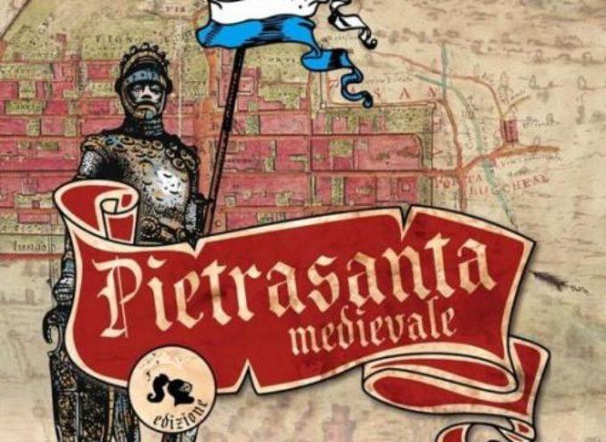 Pietrasanta si tuffa nel Medioevo,due giorni tra gruppi storici, cavalieri, spettacoli, giochi e cibo medievale