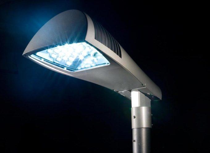 Illuminazione pubblica a led, A  Borgo a Mozzano
