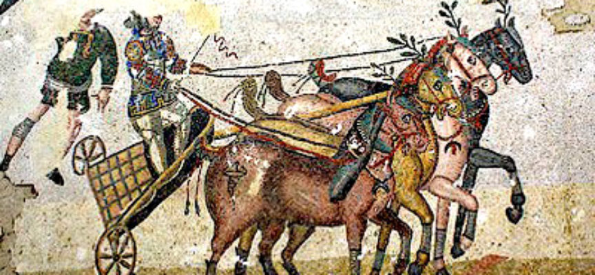 Nell'Antica Roma, 14 Settembre: Equorum probatio, l'attento esame dei cavalli da corsa