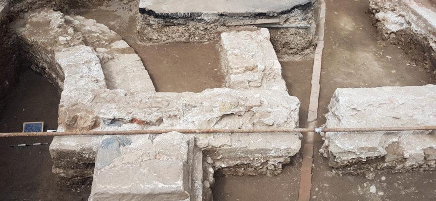 Isola ecologica di San Romano: procedono i lavori