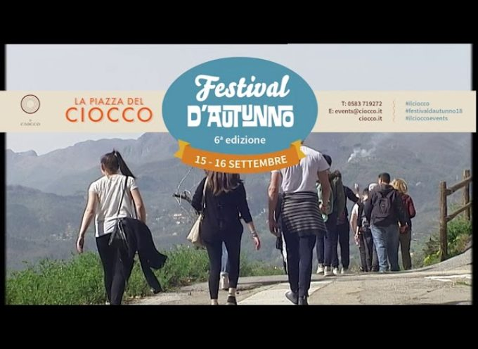 15-16 Settembre Festival d'autunno al Ciocco 6° Edizione[video]