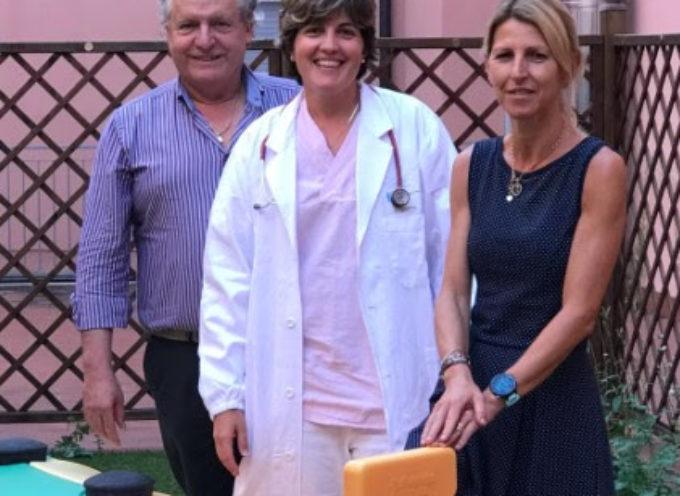 Ecografia pleuro-polmonare nelle bronchioliti in età pediatrica,  la presentazione dell'innovativo protocollo a Castelnuovo Garfagnana