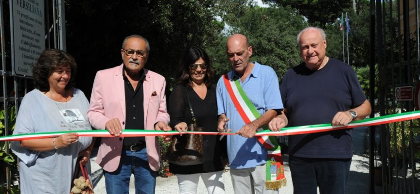 "Taglio del nastro in Versiliana  per il Country & Garden Show ""Waiting for Christmas"""