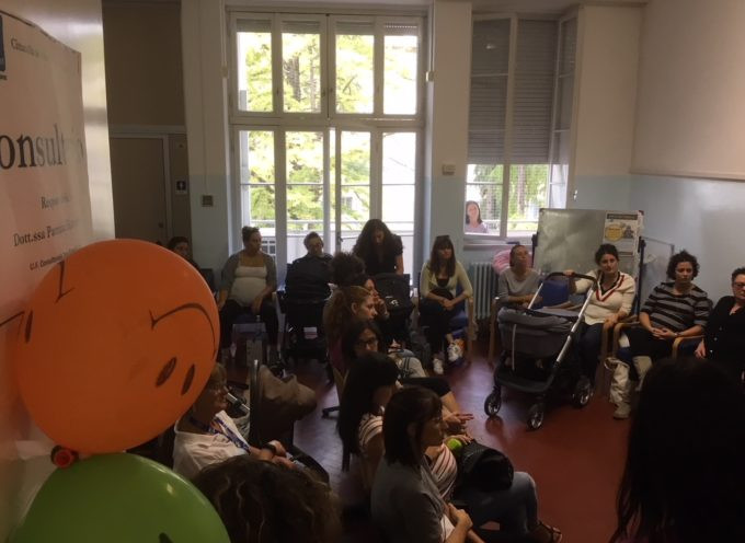 """festa al """"Campo di Marte"""" per la settimana mondiale dell'allattamento al seno"""