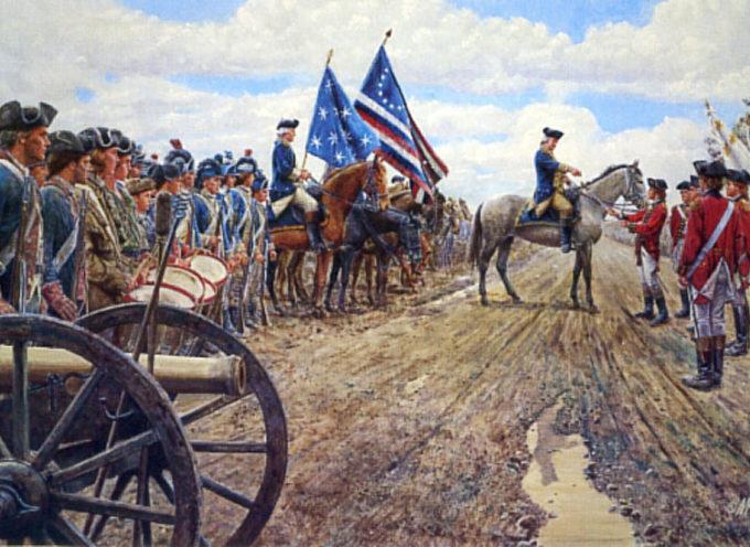 Accadde Oggi, 17 ottobre: nella stessa data, nel 1777 e 1781, due giorni fondamentali per la Guerra d'Indipendenza Americana
