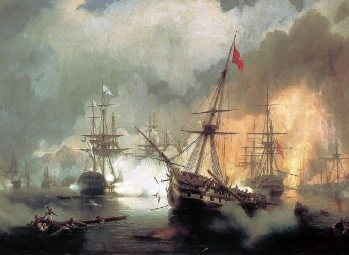 Accadde Oggi, 20 Ottobre: 1827: Battaglia di Navarino