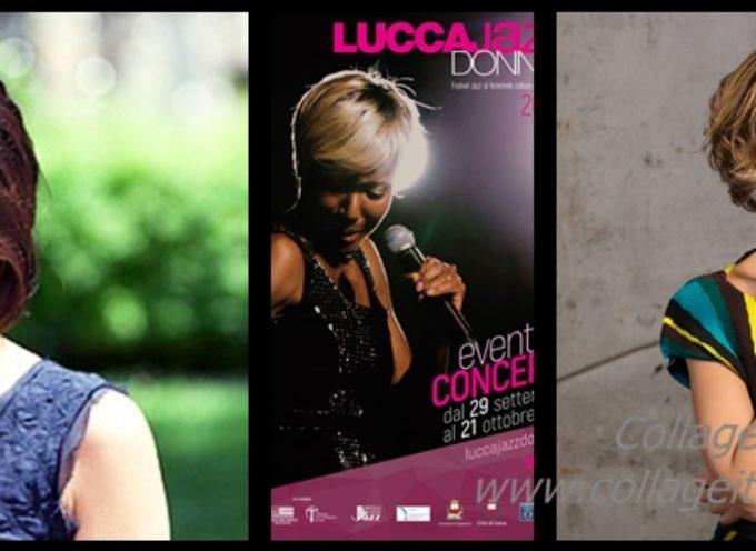 Irene Grandi con Acustica chiude Lucca Jazz Donna 2018