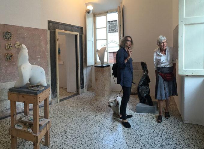 Arte: prosegue a Palazzo Rossetti la mostra interattiva di David Campbell