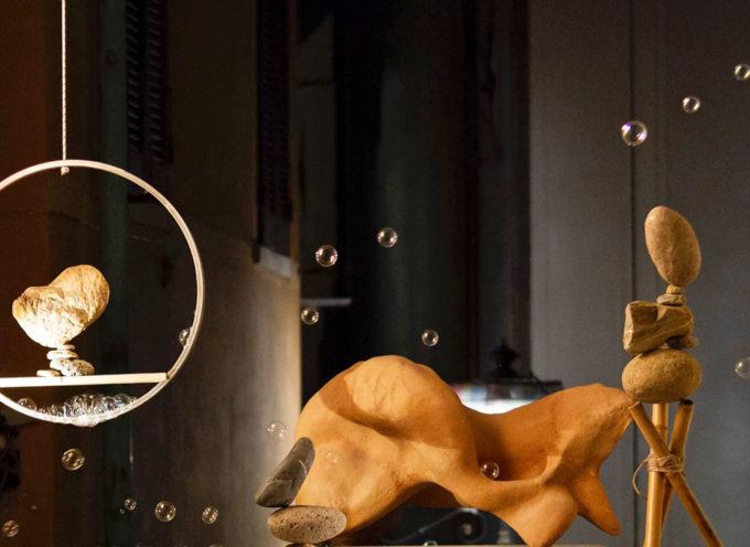 """Arte: chiusura interattiva per""""Sharing Creativity"""" a Palazzo Rossetti"""