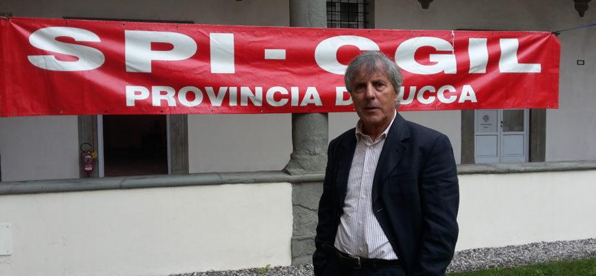 Roberto Cortopassi confermato segretario generale dello Spi Cgil della provincia di Lucca