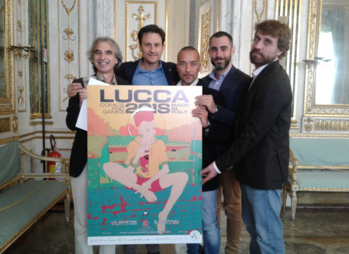 Lucca Comics & Games zero waste