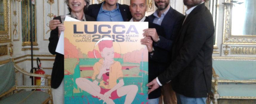 Lucca Comics & Games zero waste