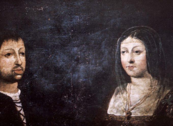 Accadde Oggi, 23 Ottobre: 1469, matrimonio tra Ferdinando II d'Aragona e Isabella di Castiglia