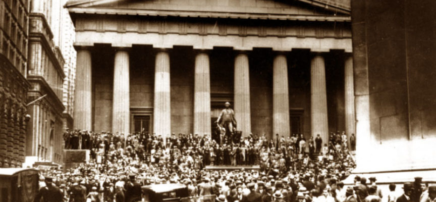 Accadde Oggi, 24 ottobre: 1929, il Giovedì Nero con la disfatta di Wall Street