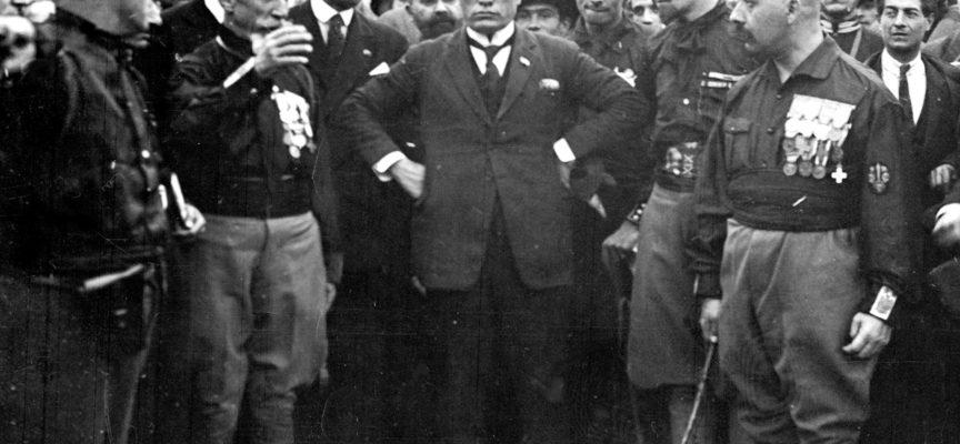 Accadde oggi, 28 Ottobre: 1922, la Marcia su Roma