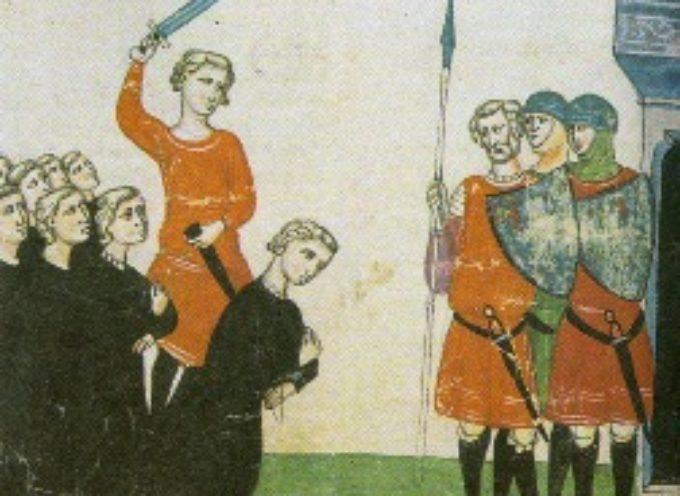 """Accadde Oggi, 29 Ottobre: 1268, decapitazione di Corradino di Svevia, """"ultimo"""" degli Hoenstaufen"""
