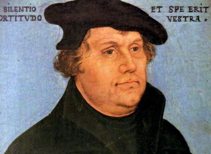 Accadde Oggi, 31 Ottobre 1517: l'affissione delle 95 Tesi di Lutero e l'inizio della Riforma Protestante