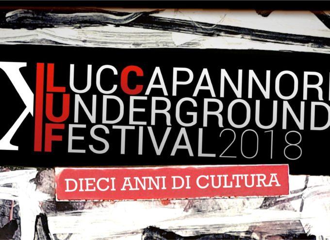 Lucca Underground Festival. Iniziativa sulla Beat Generation