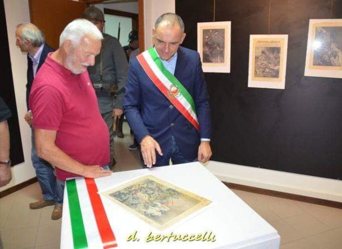 INAUGURATO IL MUSEO DELLA GRANDE GUERRA A CAPANNORI