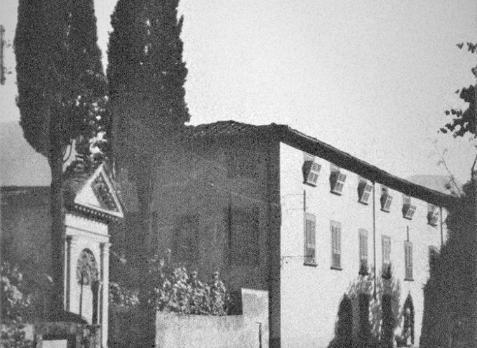 Foto del vecchio Borgo a Mozzano