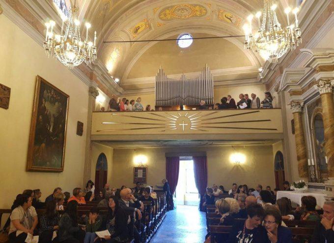 Inaugurato il restaurato organo di Ghivizzano