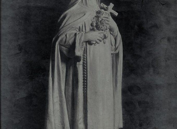 Il 1 ottobre la Chiesa ricorda S.TERESA DEL BAMBIN GESU'