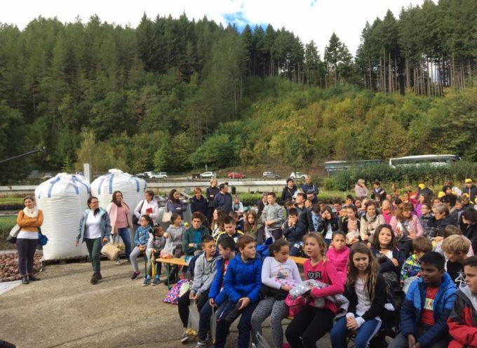 """Circa 200 studenti in visita al Centro """"La Piana"""" di Camporgiano"""