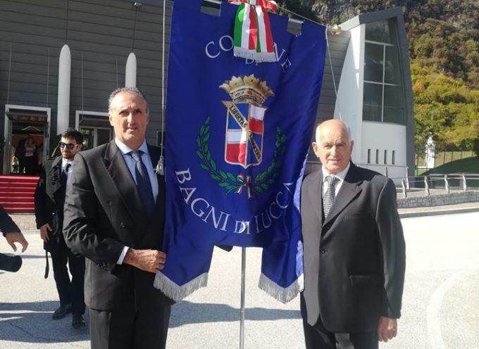 Come ogni anno, Bagni di Lucca ha rinnovato l'amicizia con il Comune di Longarone ed il cordoglio per le vittime della tragedia.