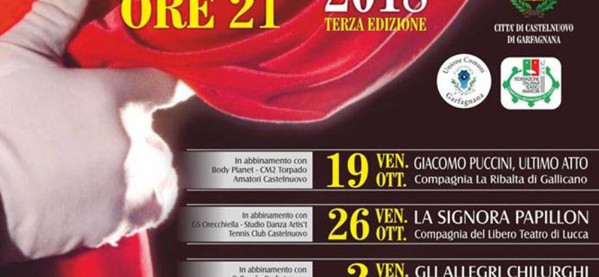 """Venerdì prossimo riparte """"L'Alfieri Gremito""""."""