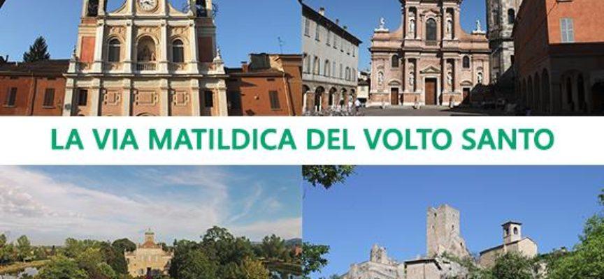 Via Matildica e del Volto Santo.