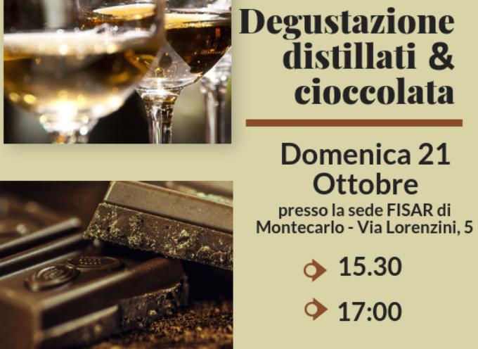 MONTECARLO – una degustazione di distillati & cioccolata.