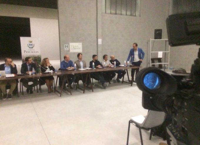 TERMINATA LA DIRETTA DEL CONSIGLIO COMUNALE DI PESCAGLIA  IN VAL FREDDANA