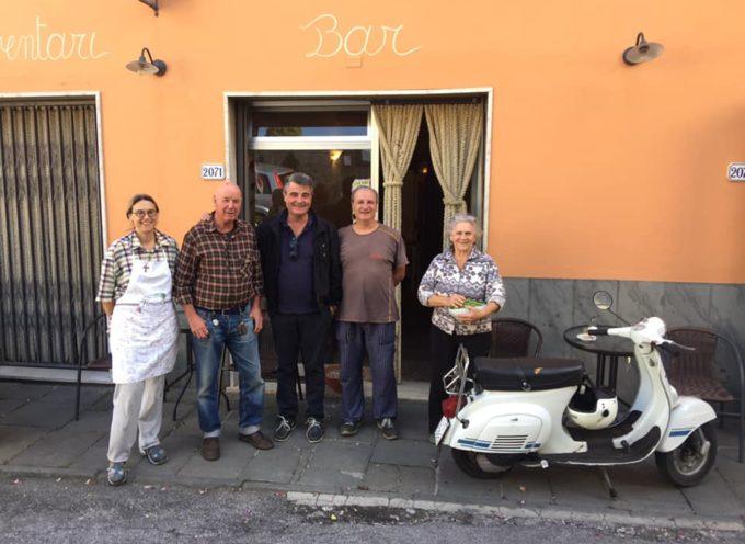 Sopralluogo moto/pedonale ad Aquilea, stupenda località del Comune di Lucca, DI STEFANO BACCELLI