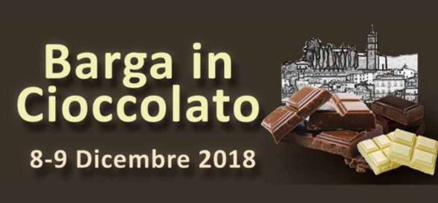 Barga in Cioccolato  –  SABATO 8 e DOMENICA 9 DICEMBRE