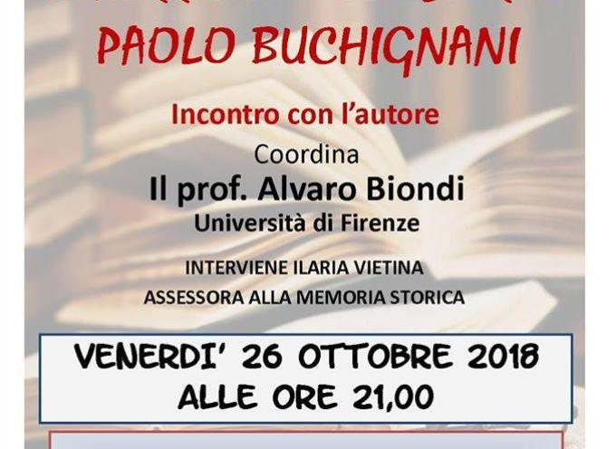 Paolo BUCHIGNANI presenta alcuni suoi libri ambientati nell'Oltreserchio