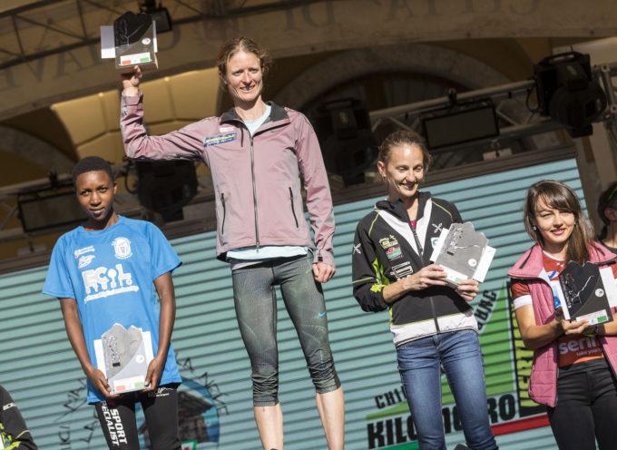Campionato Italiano di Kilometro Verticale  le ragazze del GS Orecchiella conquistano il Bronzo Tricolore