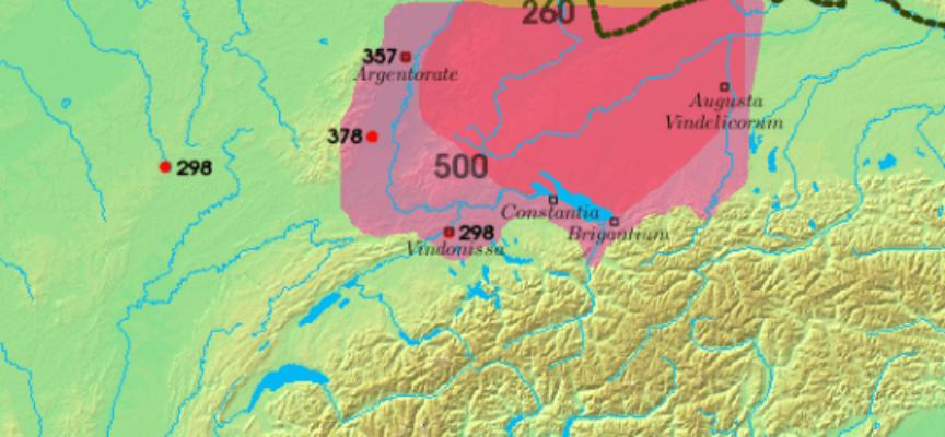Nell'Antica Roma, dal 5 all'11 Ottobre: Ludi Alamannici