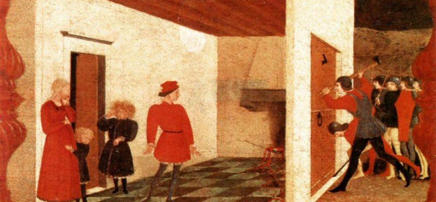 Accadde Oggi, 5 Ottobre: 1450, ancora un'espulsione di tutti gli Ebrei: questa volta ad opera del Duca di Baviera!
