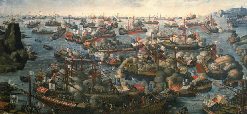 Accadde Oggi, 7 ottobre: 1571: la Battaglia di Lepanto