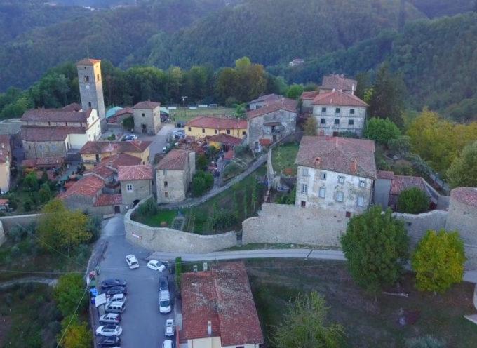 Le antiche mura-gioiello di Cascio sono tornate all'antico splendore