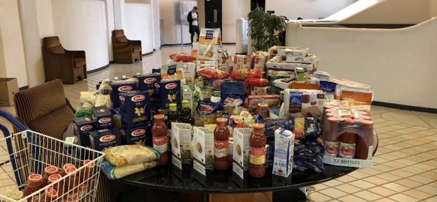 La colletta alimentare Banco BPM insieme