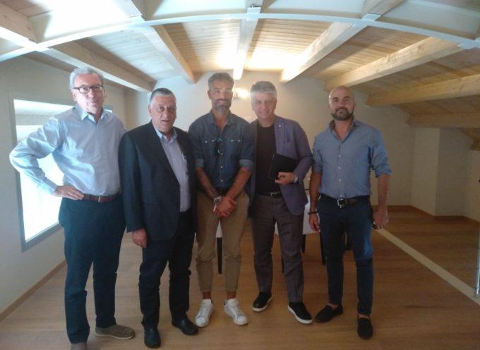FANGHI DA DEPURAZIONE Incontro Cna con il senatore Massimo Mallegni