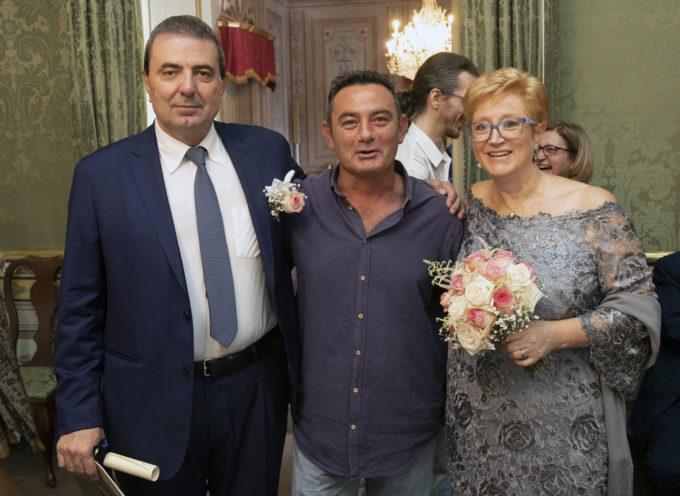 Luccasenzabarriere onlus ringrazia Franca e Luca per la donazione