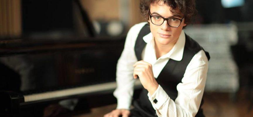 Forte dei Marmi: Francesco Mazzonetto in concerto a Villa Bertelli
