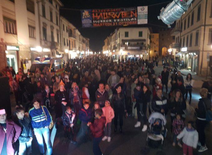 ALTOPASCIO HALLOWEEN HORROR FESTIVAL CON IL TUNNEL DELL'ORRORE PIÙ LUNGO DI SEMPRE