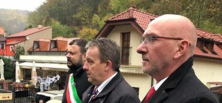 MONTECARLO A KARLSTEJN PER IL CENTENARIO DELL'INDIPENDENZA DELLA CECOSLOVACCHIA