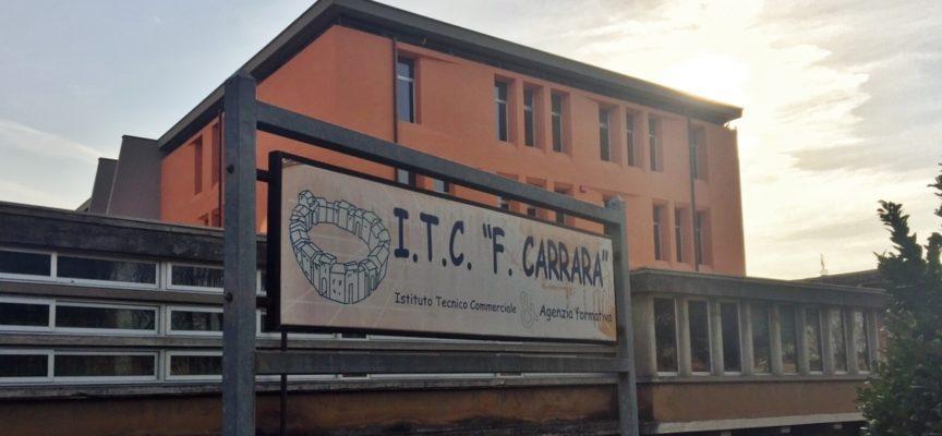 EDILIZIA SCOLASTICA: AL VIA COMPLETAMENTO LAVORI DI ADEGUAMENTO  DELLA PALESTRA GRANDE DELL'ITC CARRARA