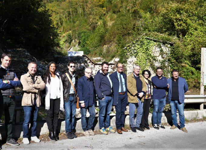 Garfagnana, 40 cantieri del Consorzio, per un investimento totale che sfiora i 9milioni di euro